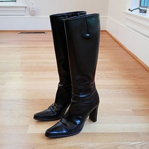 Via Spiga Structured Tall Boots